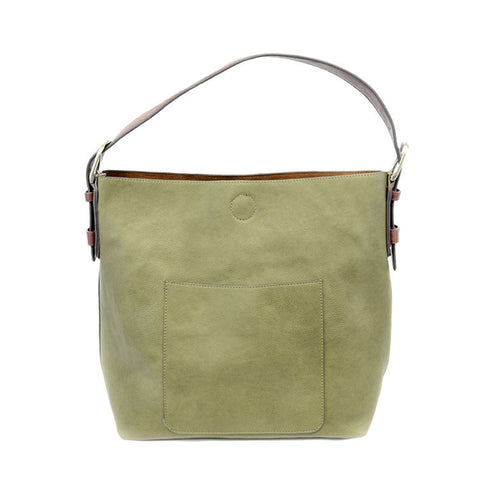 Vegan 2 in 1 Hobo Olive