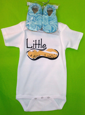 Little Peanut Onesie