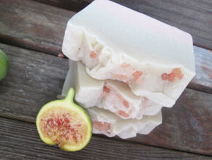Fig & Olive Rose Clay Soap Bar