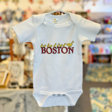 Load image into Gallery viewer, Boston Ducks Onesie