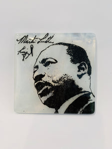 Martin Luther King Jr Coaster