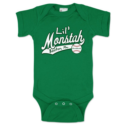 Little Monstah Onesie