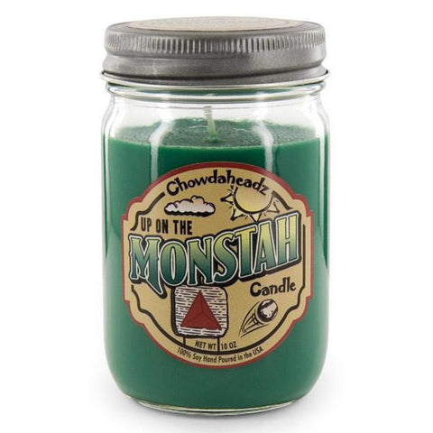 Monstah Soy Candle