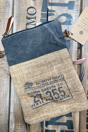 North Dakota Passport - Crossbody Bag