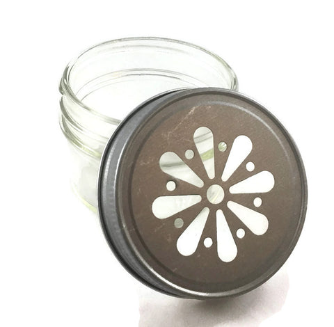 Vented Lid Jars for Wax Melts