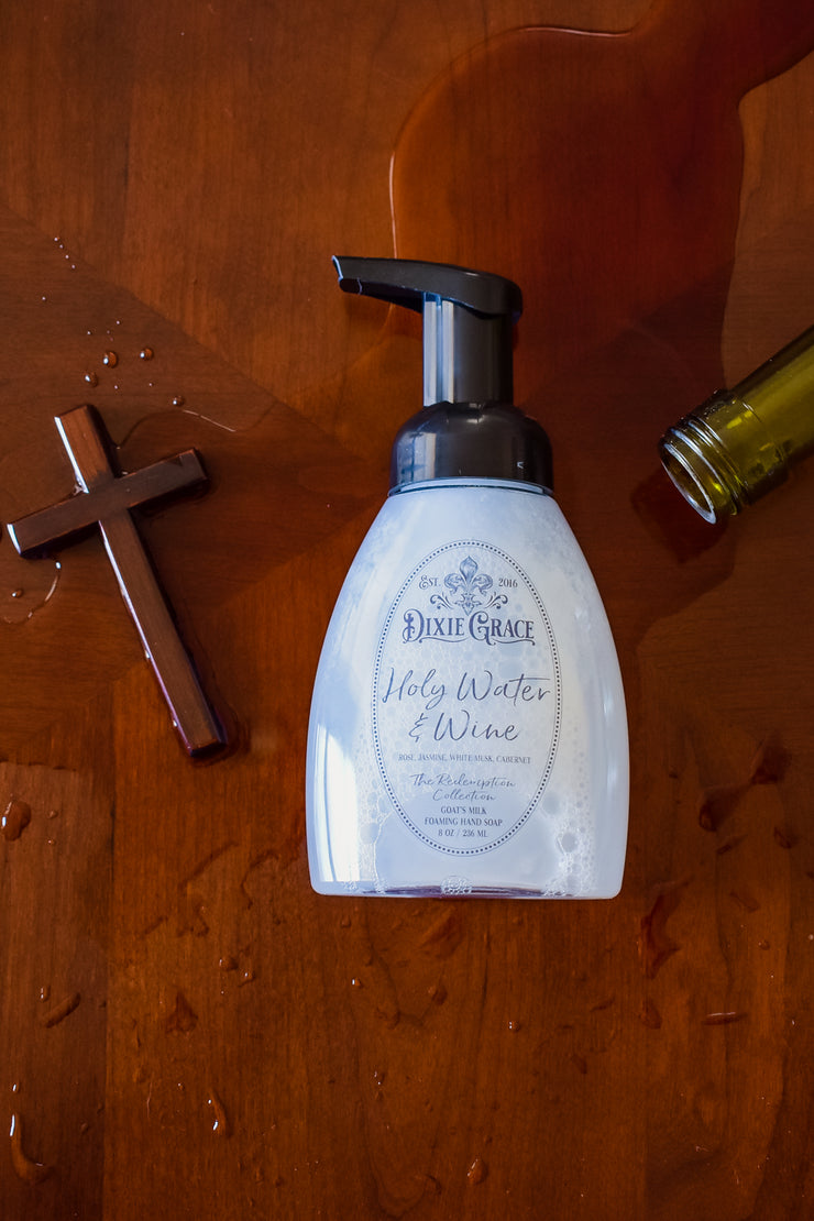 Holy Water & Wine - Foaming Hand Soap