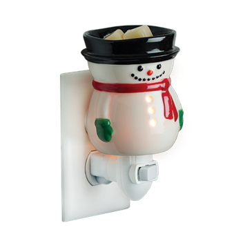 Wax Warmer - Frosty - Plug-in