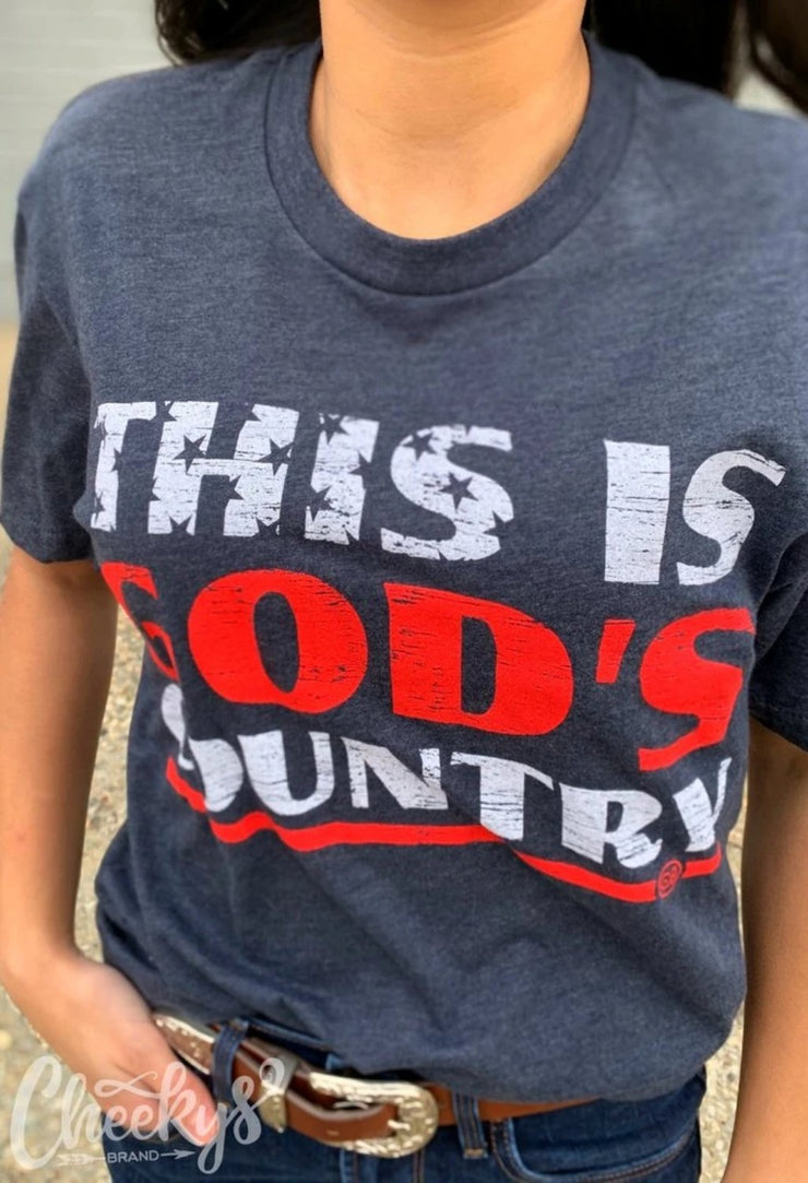 God's Country - Graphic Tee