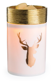 Wax Warmer - Golden Stag