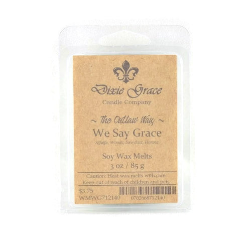 We Say Grace - Wax Melts