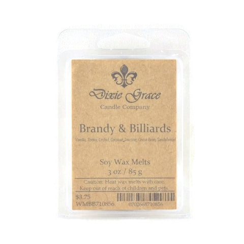 Brandy & Billiards - Wax Melts