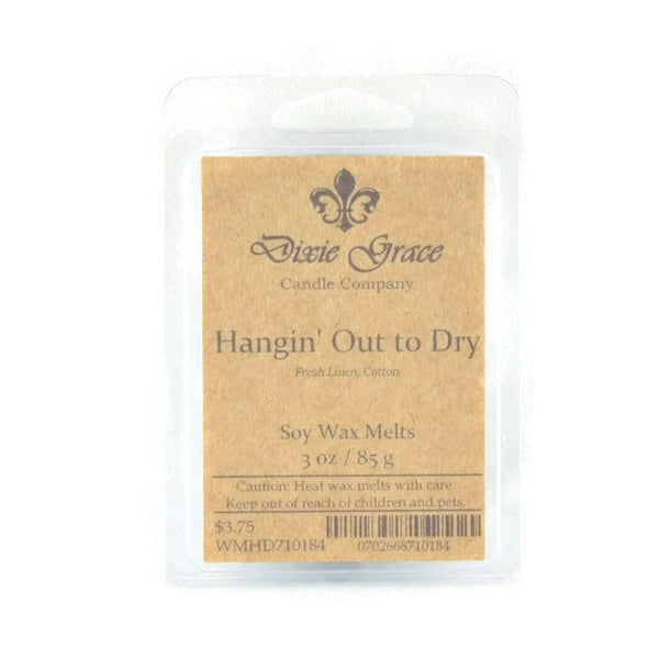 Hangin' Out to Dry - Wax Melts