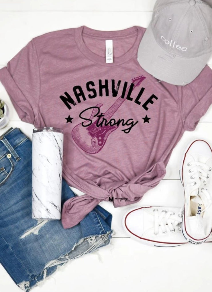 Nashville Strong - Graphic Tee