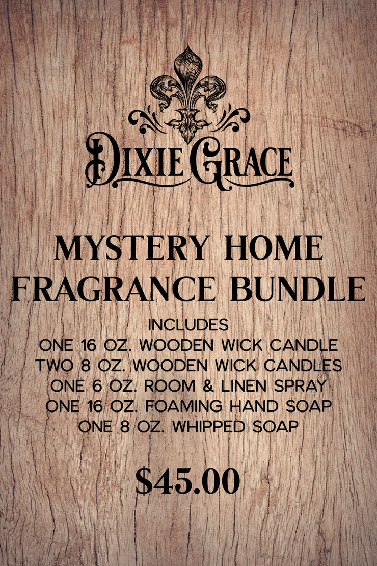 Mystery Holiday Home Fragrance Bundle - $86 Value!