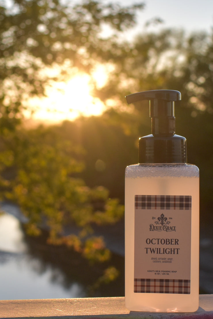 October Twilight - Foaming Hand Soap