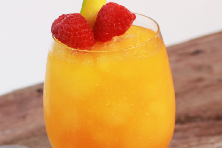 Wine Frappés - Peach Mango Slushy Mix