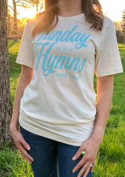 Sunday Hymns - Graphic Tee