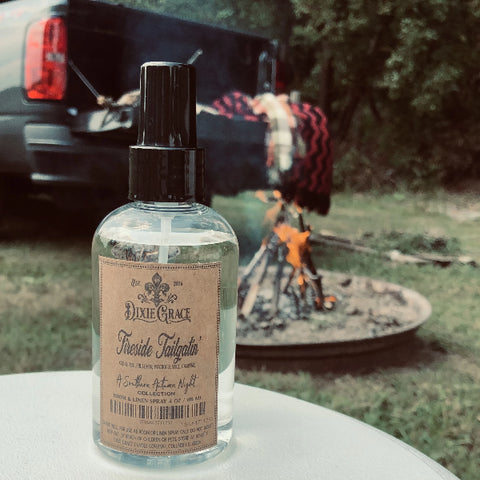 Fireside Tailgatin' - Room & Linen Spray