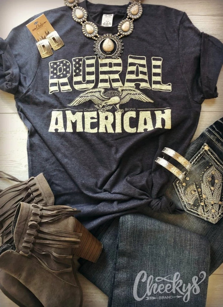 Rural American - Graphic Tee