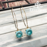 Earrings - Summer at the Shore in Gold