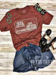 Farm Raised - Graphic Tee