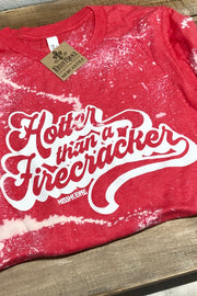Hotter Than A Firecracker - Graphic Tee