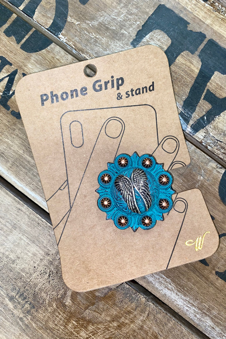 Angel Wings - Phone Grip and Mobile Stand