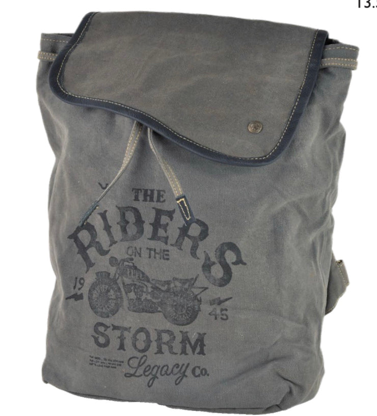 Riders on the Storm - Backpack