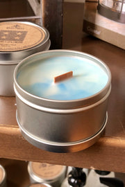 S4S - Tin - Wooden Wick Candle
