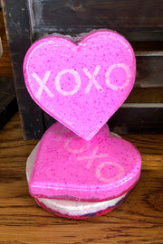XOXO Sweet Heart - Bath Bomb