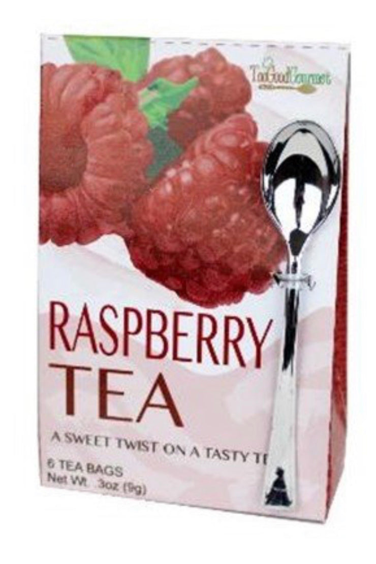 Raspberry Gourmet Tea - Gift Set