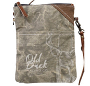 Old Buck Trading Passport - Small Crossbody Bag