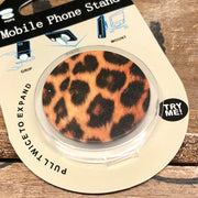 Leopard - Mobile Phone Stand