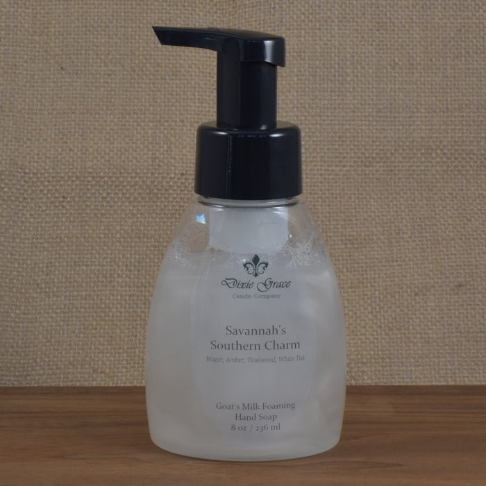 Savannah's Southern Charm - Foaming Hand Soap