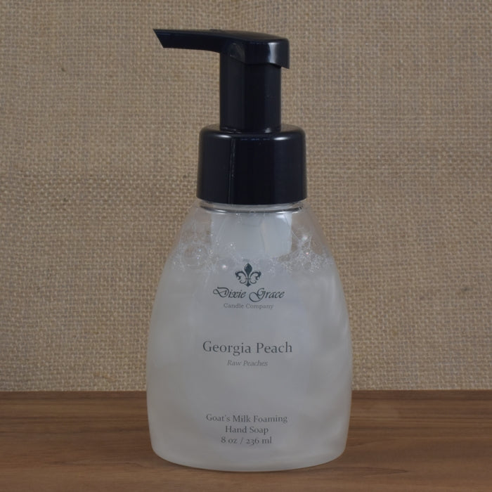 Georgia Peach - Foaming Hand Soap