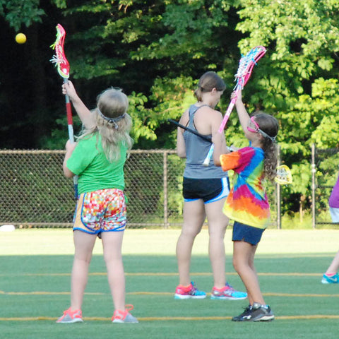 Five FUN ways for your LAX (male or female) player to stay sharp during the 'off season'