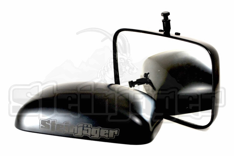 2 Pack, Jeep JK 2007-2016, Replacement Mirror, Laser Etched Steinjager