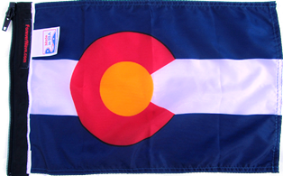 State Flag Colorado