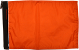 Solid Color Flag Orange
