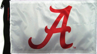 Alabama A White Flag