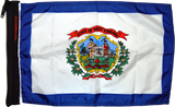 State Flag West Virginia