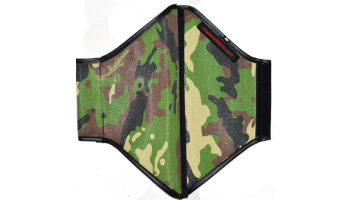 Large Sleeve Camo
