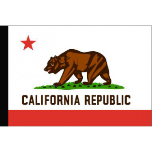 State Flag California