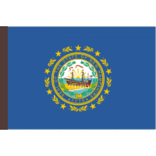 State Flag New Hampshire