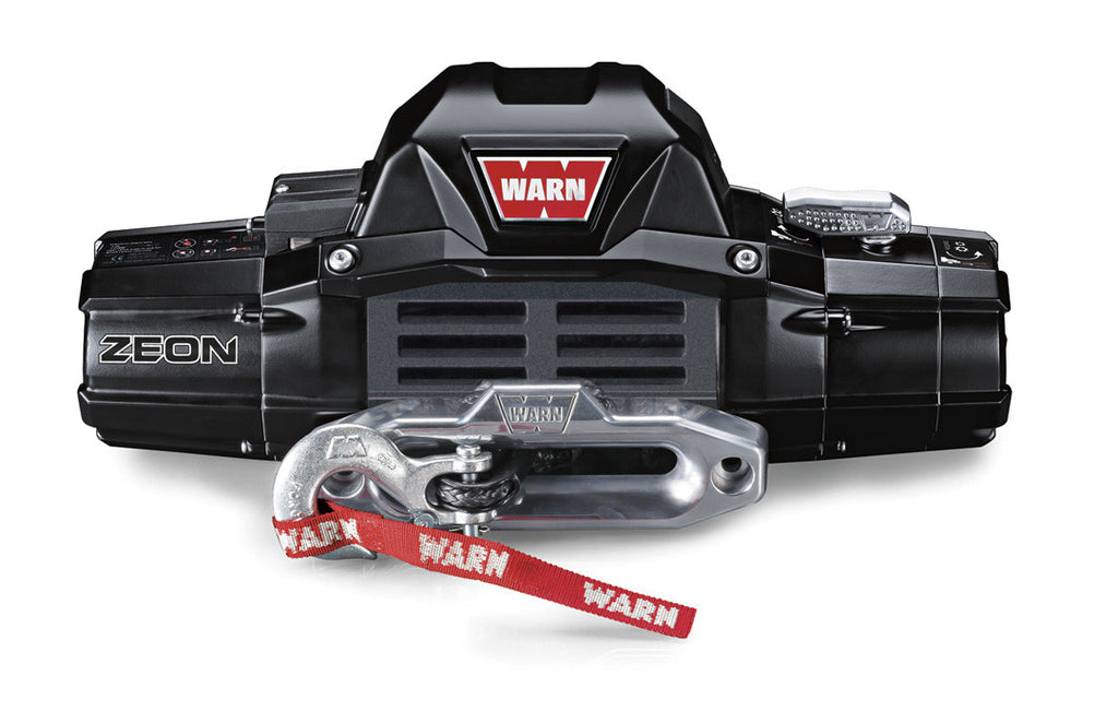 ZEON Winch Rope Cover Slotted Design Warn Industries