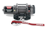 Warn Vantage 2000-s Winch 50' Synthetic Rope 2,000 Lb Capacity