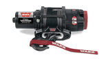 Warn ProVantage 2500-s ATV Winch 50' Synthetic Rope 2500 Lb Capacity