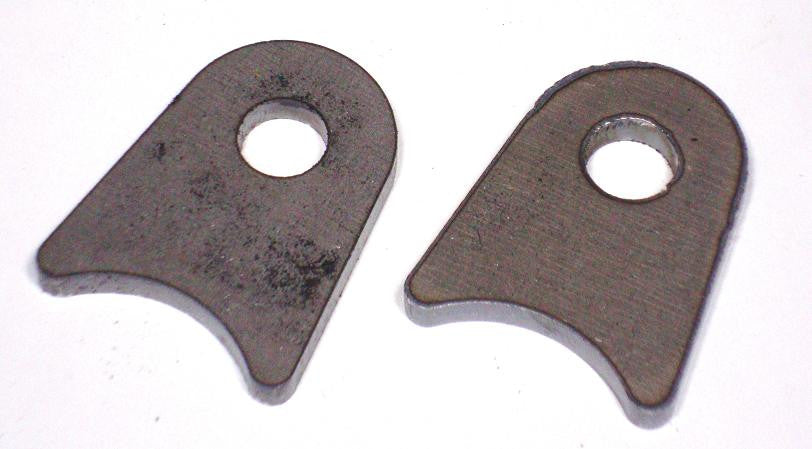 Tube - Shock Mount Tabs Pair