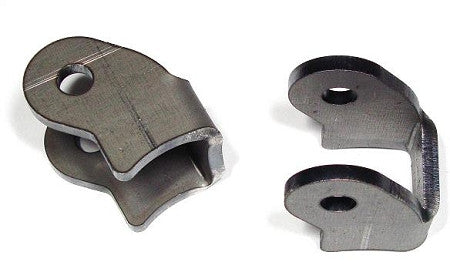Bent & Curved - Tube Shock Bracket Pair