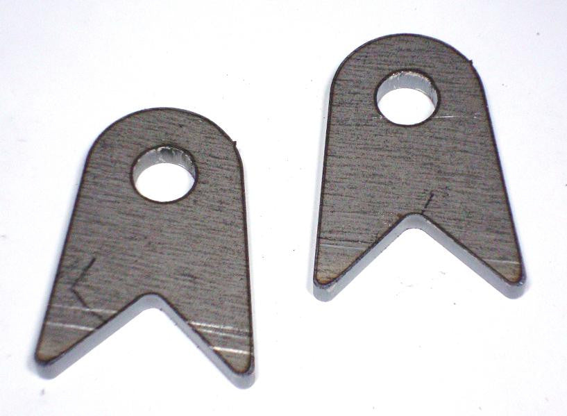 Square - Shock Mount Tabs Pair